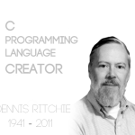 Dennis Ritchie - Creator of C Programming Language